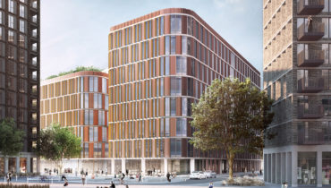 Plans to build a new world leading eye care and research centre reach major milestone