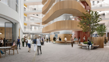 Success at planning committee for new world-leading eye care, research and education centre in Camden